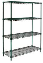Stationary Wire Racks