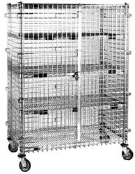 Security Wire Racks