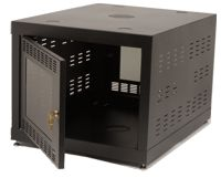 customizable network racks to wall-mount server cabinets