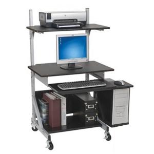 computer and server racks