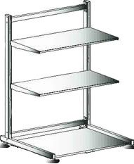 "48""W - Heavy Duty Server Rack"